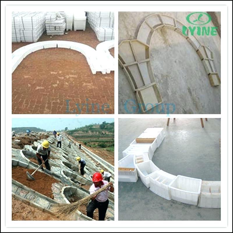 Diy Concrete Curbs