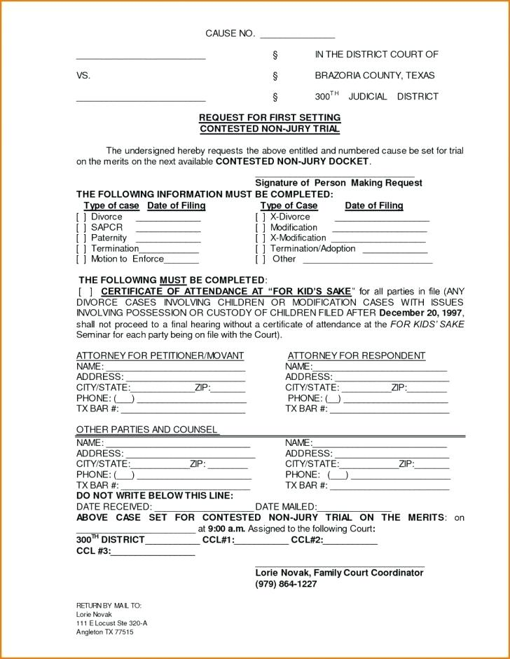 Do It Yourself Divorce Forms Ohio