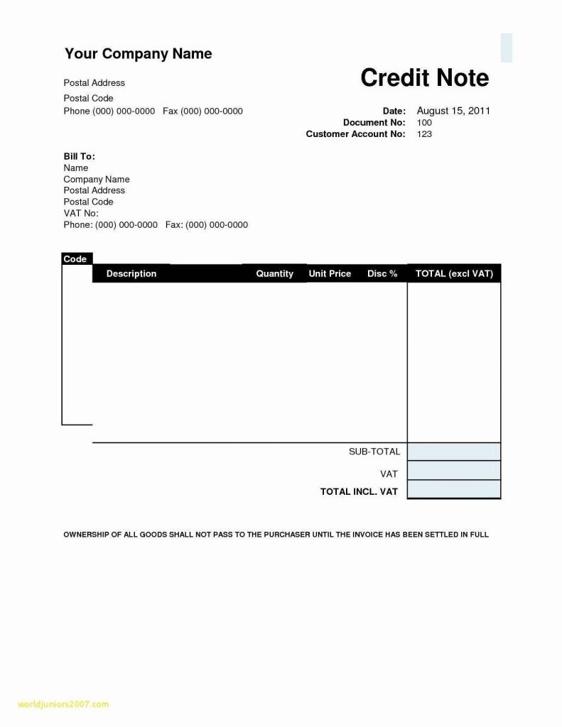 Download Free Business Invoice Forms