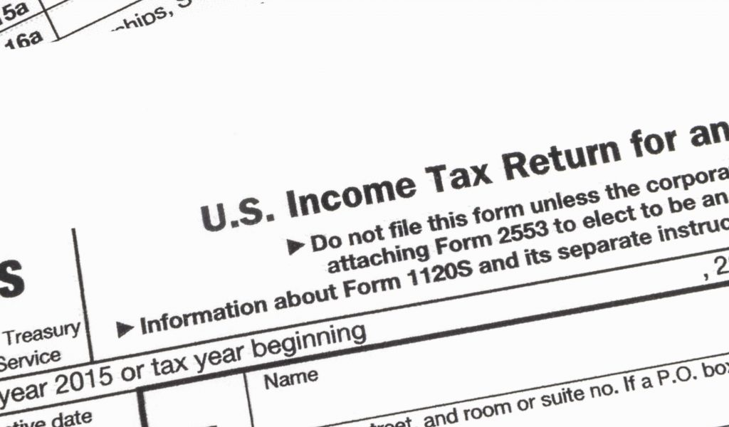 Downloadable Tax Forms 2018