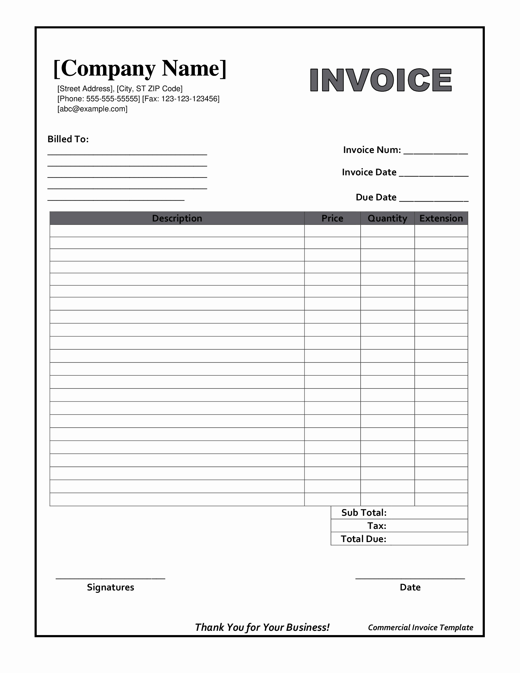 Blank Invoice Template Word Inspirational Free Printable Doctor Forms Swachata Abhiyan Essay In Gujarati