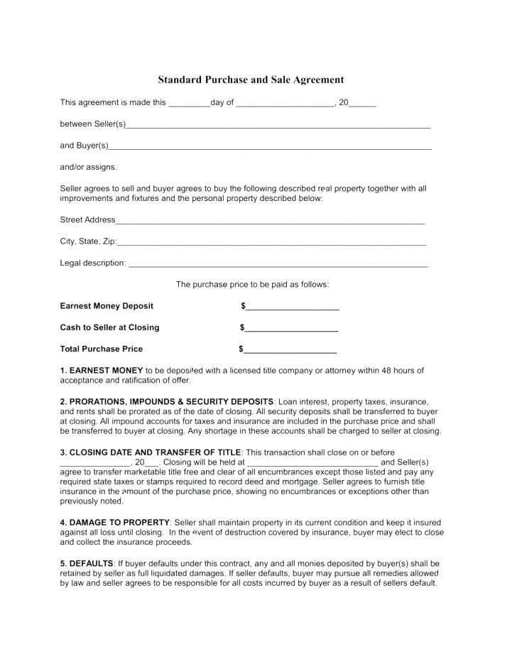 Earnest Money Agreement Form Alaska