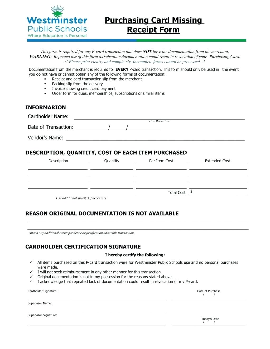 Earnest Money Agreement Form Vehicle