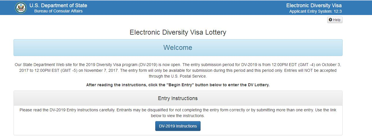 Edv Online Application Form