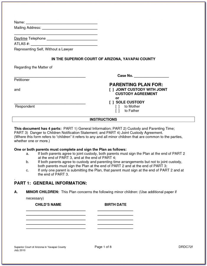 Emergency Bankruptcy Petition Forms