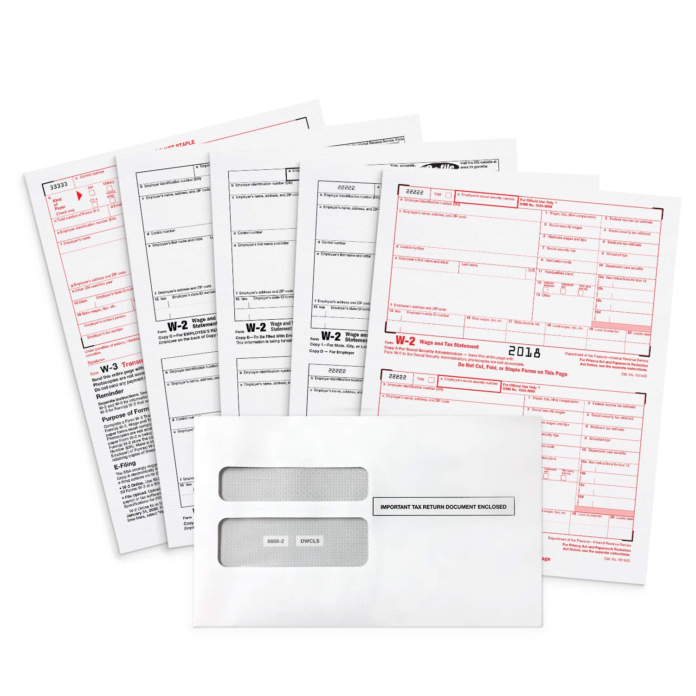 Employee Tax Forms W2