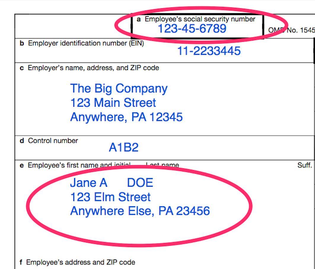 Employer Hasn't Sent W2 Form