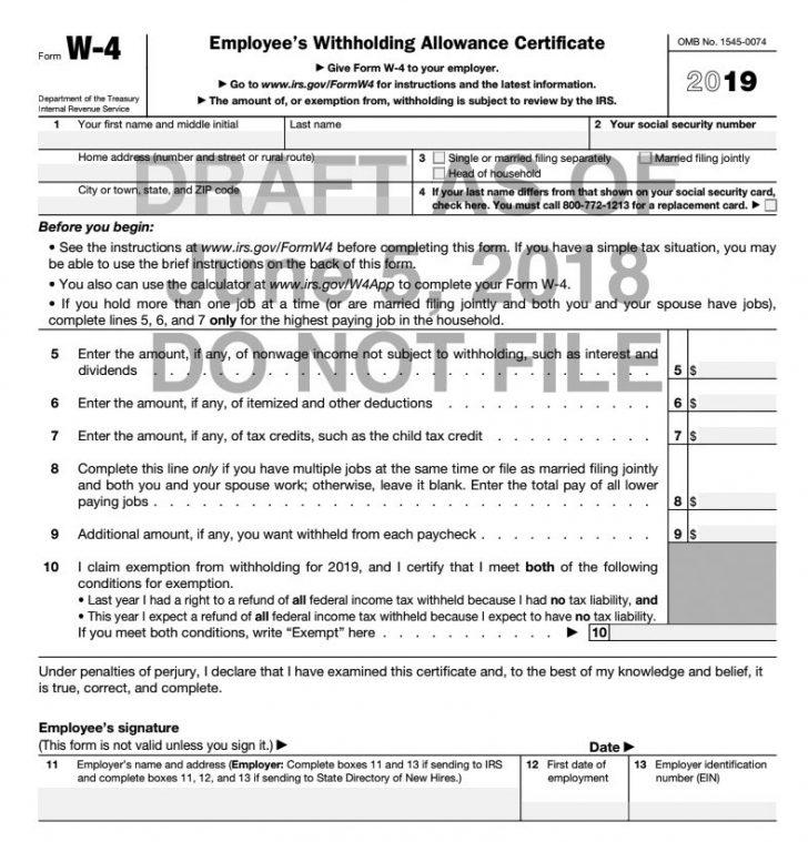 Employer Tax Forms W2