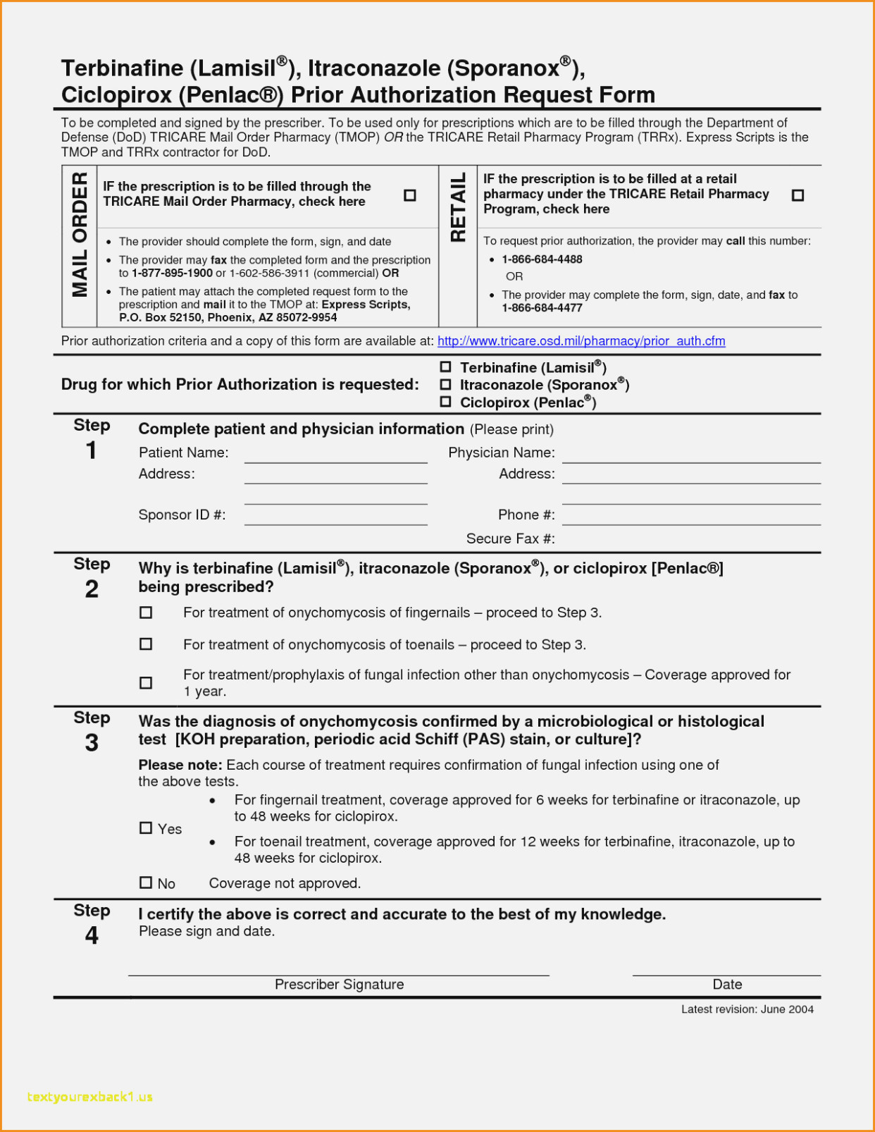 Express Scripts Xarelto Prior Authorization Form