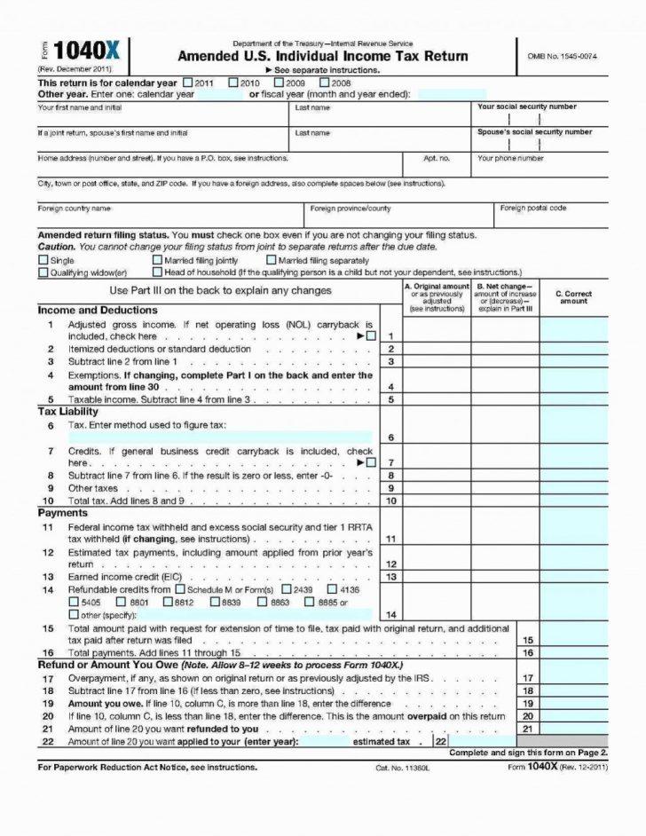 Ez Federal Tax Form 2016