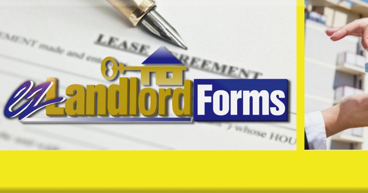 Ez Landlord Forms Residential Lease Package