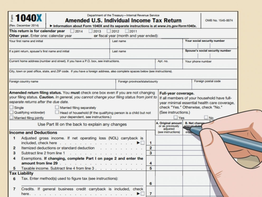 Federal Income Tax Forms 1099