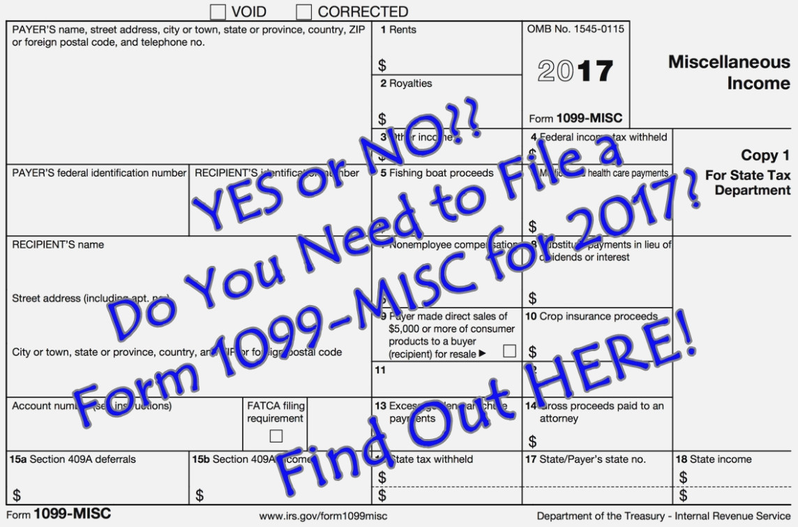 File Late 1099 Misc Form