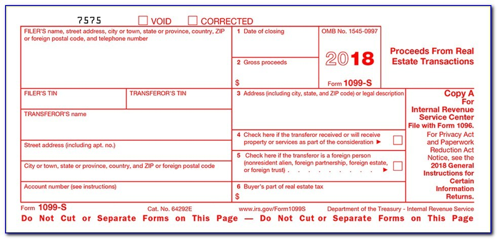 Filing Amended Form 1096