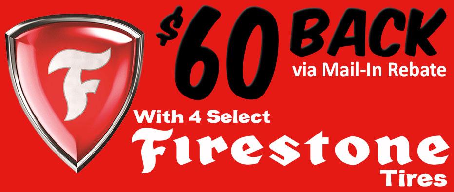 Firestone Destination Le2 Rebate Form
