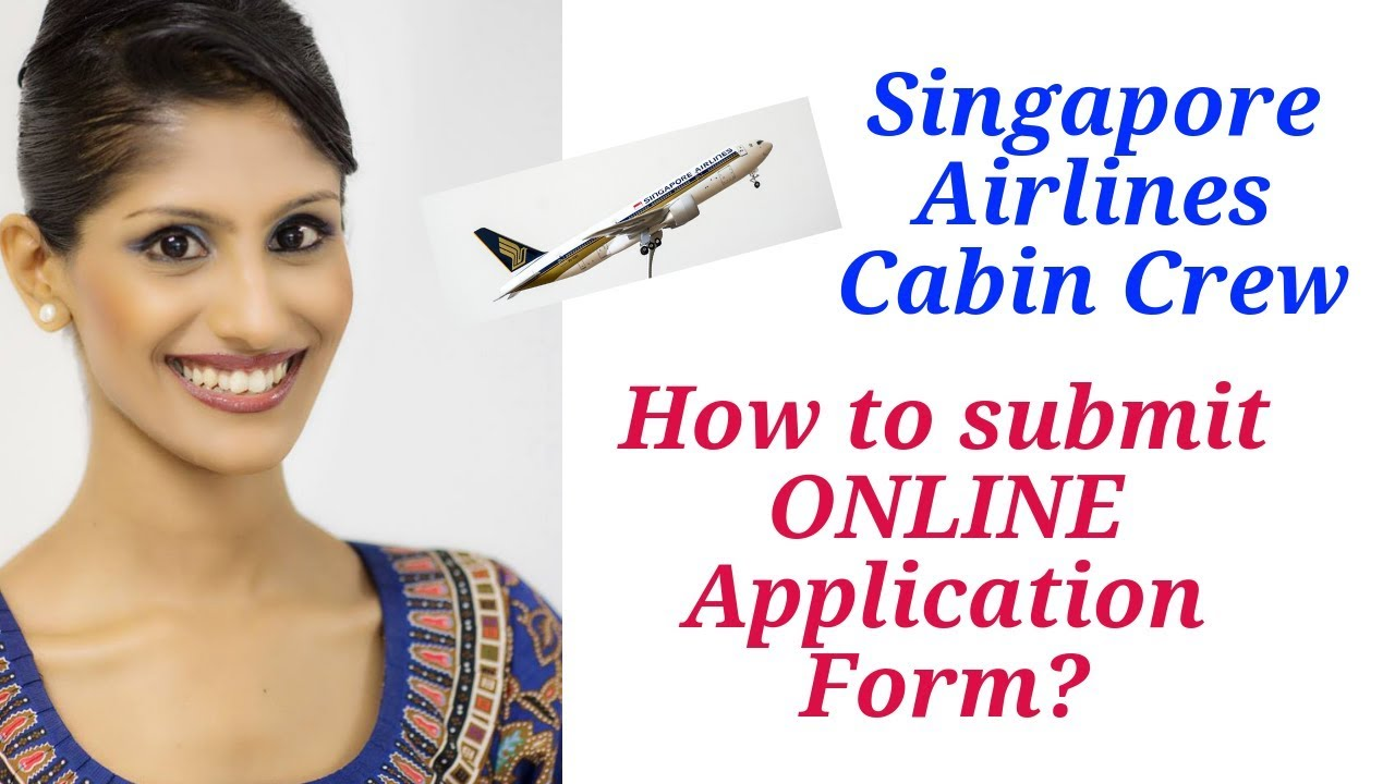 Flight Attendant Online Application Form