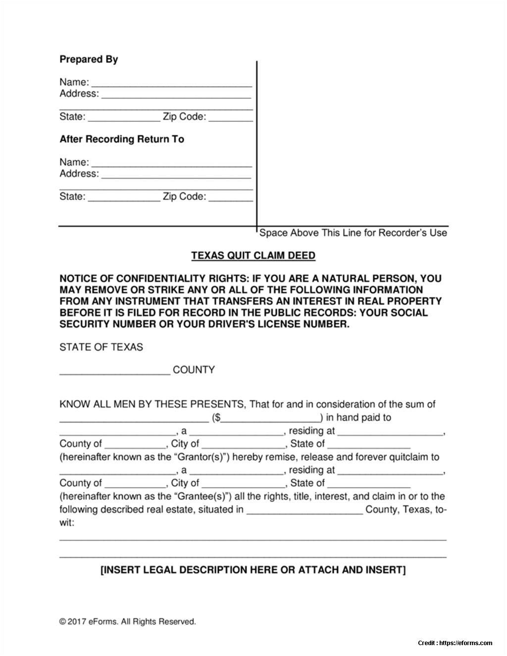 Agreement For Deed Form Florida Free Printable Quit Claim Deed Form Texas Form Resume Examples Kzy3b2qawk