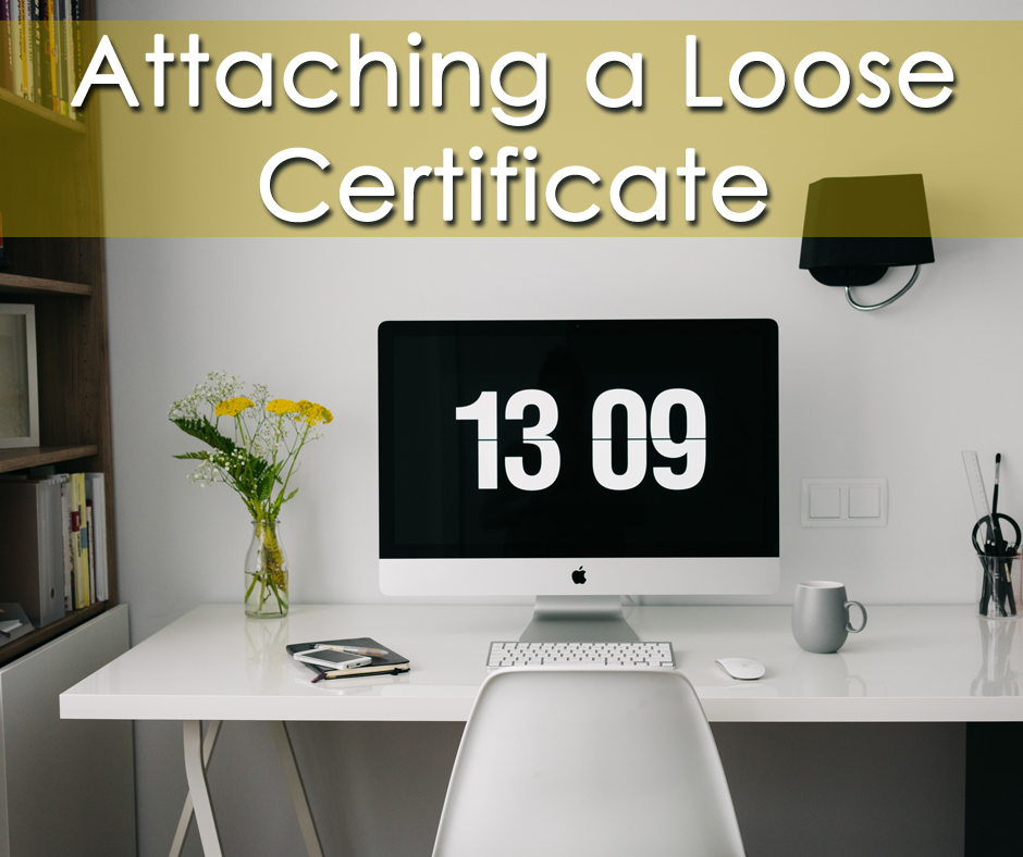 Florida Notary Certificate