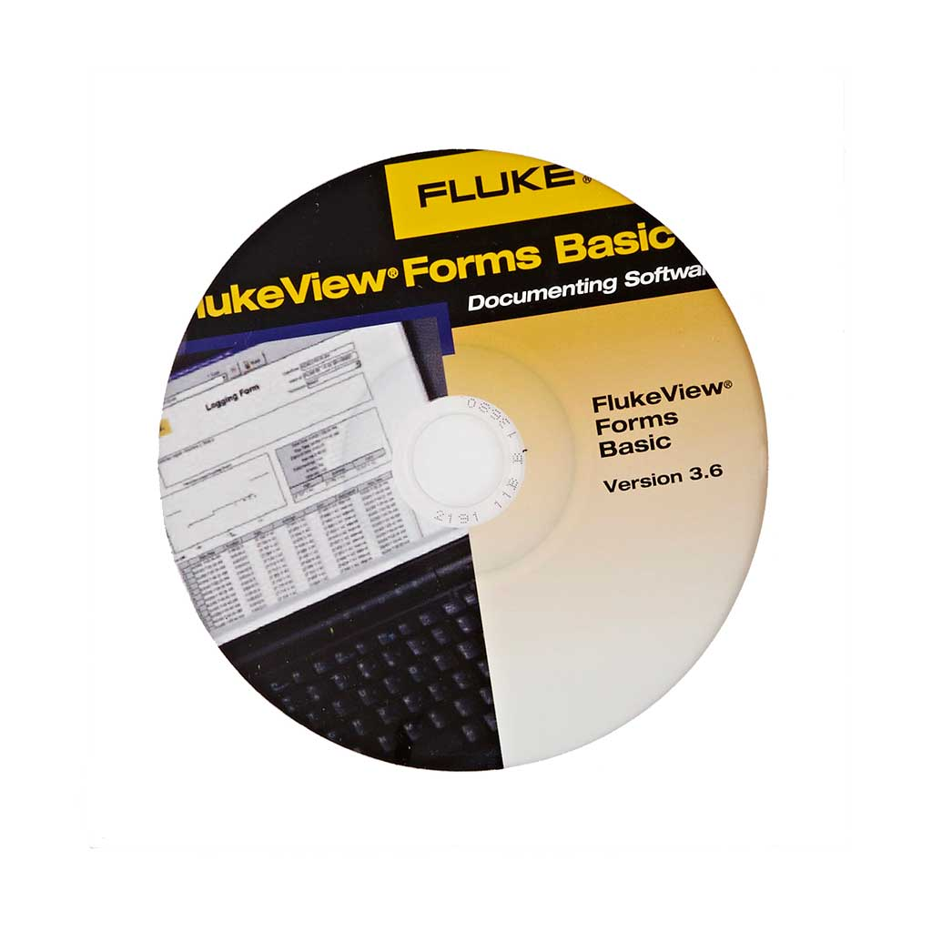 Flukeview Forms Basic Software