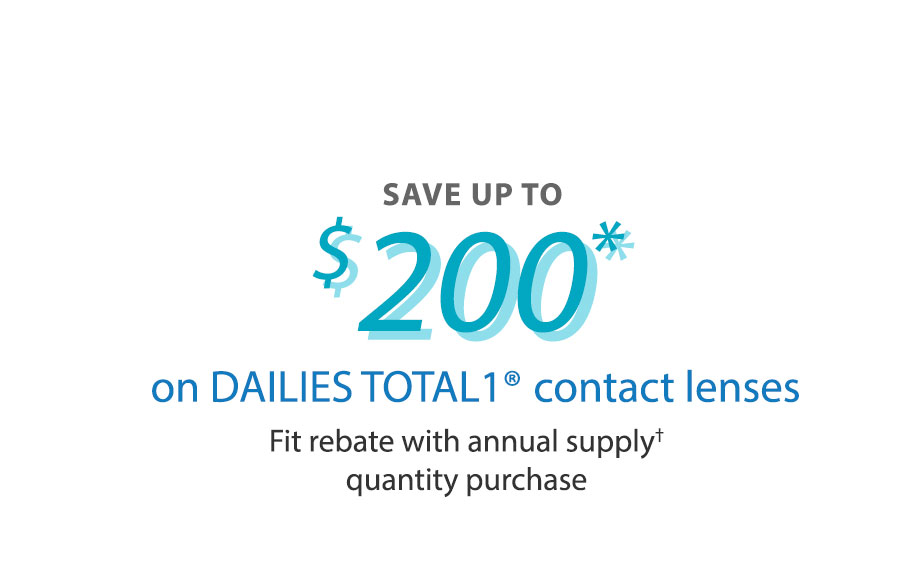Focus Dailies Rebate Form