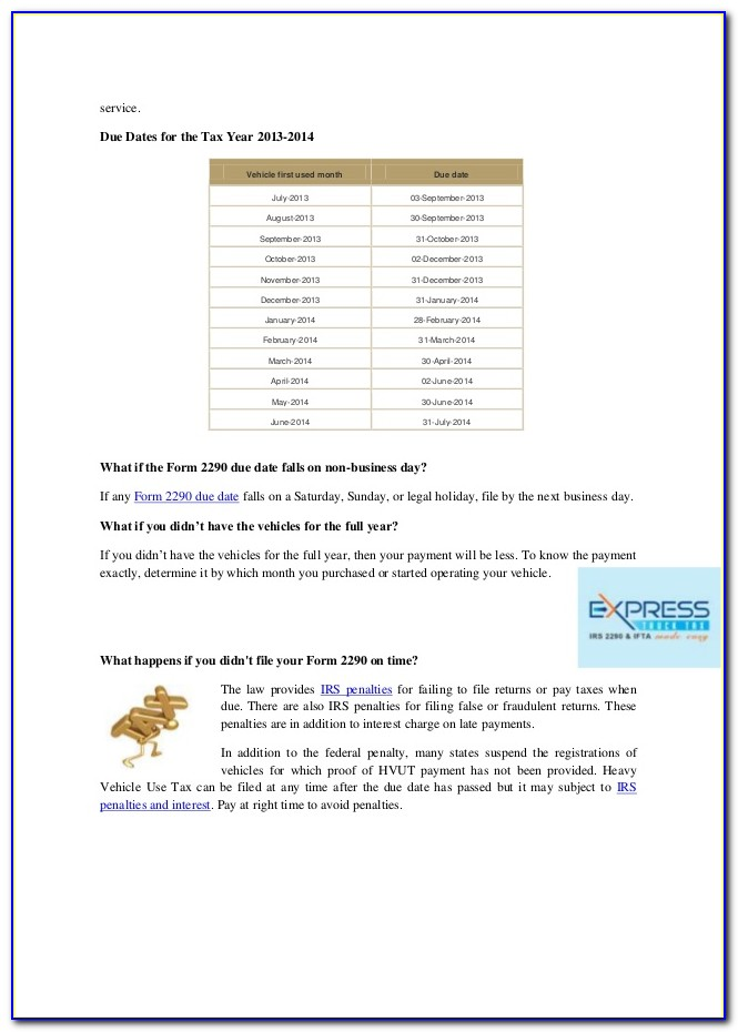 Form 1099 Filing Deadline