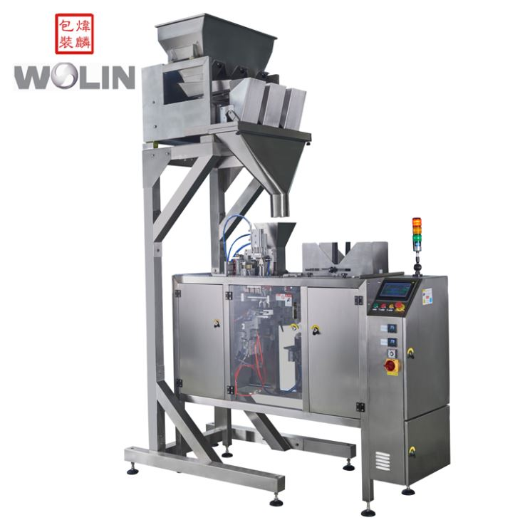 Form Fill Seal Machine Manufacturers In China