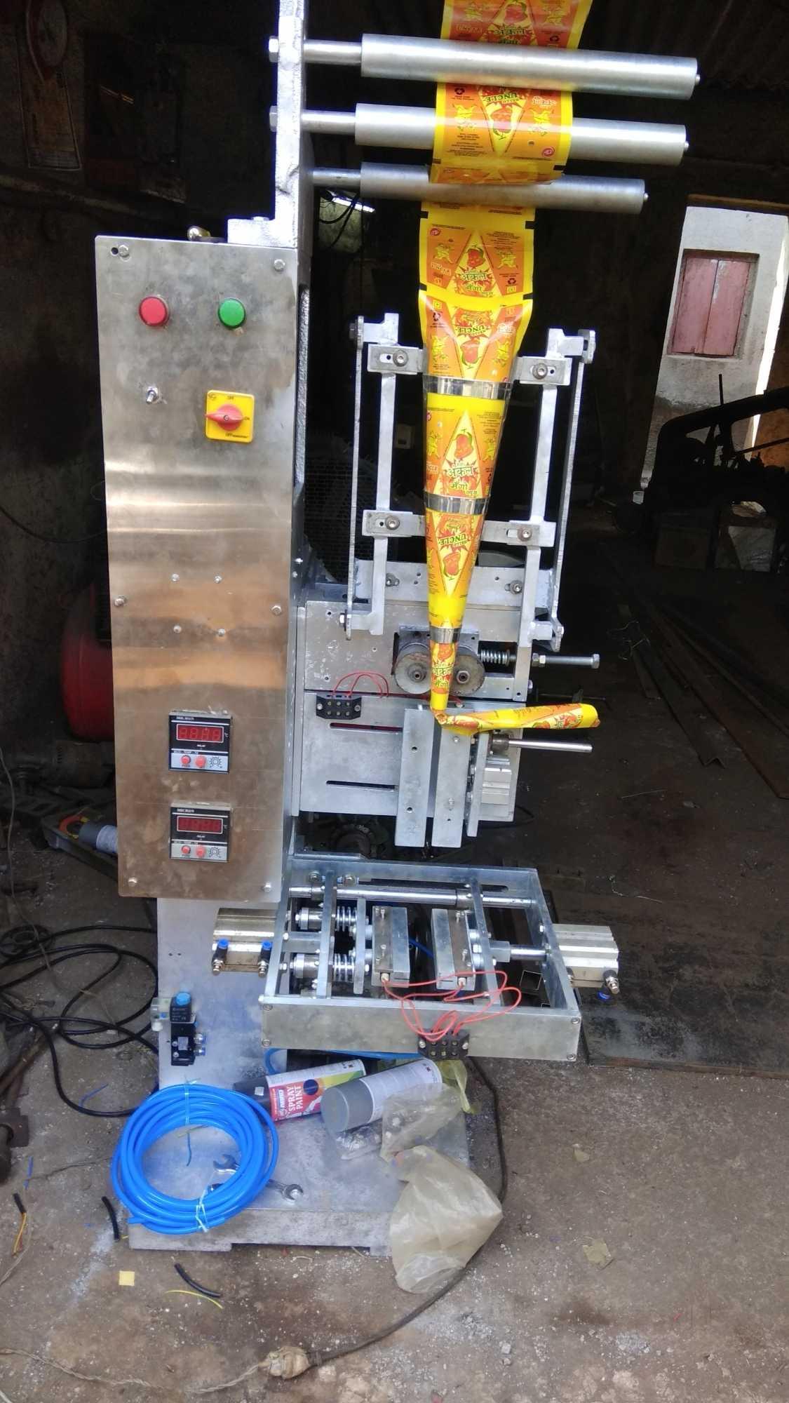 Form Fill Seal Machine Manufacturers In Mumbai