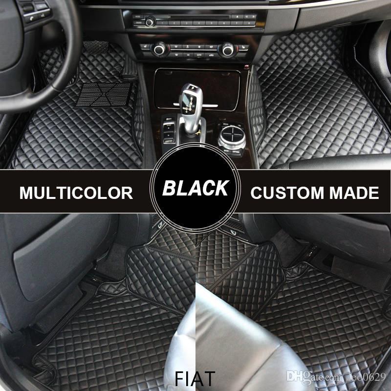 Form Fitting Car Floor Mats