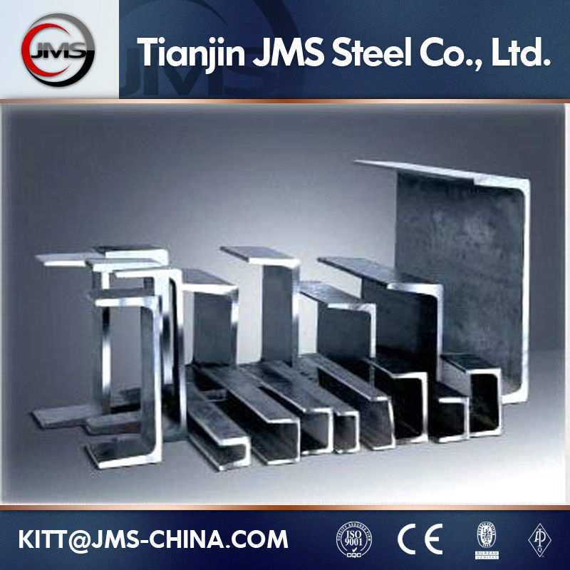 Formed Steel Channel Sizes