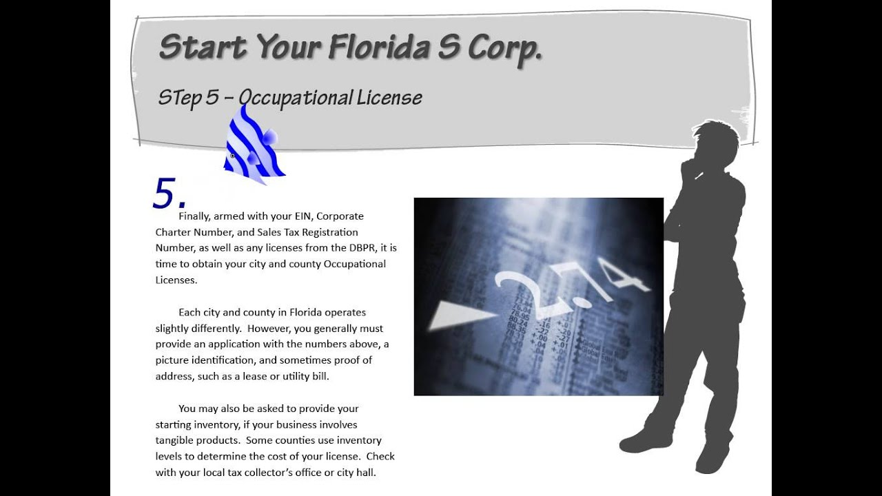 Forming An S Corporation In Florida