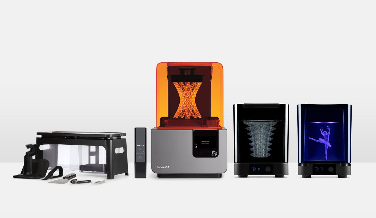 Formlabs Form 2 Printer Price