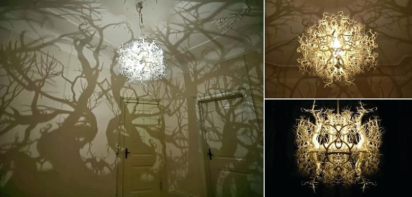 Forms In Nature Chandelier Cost