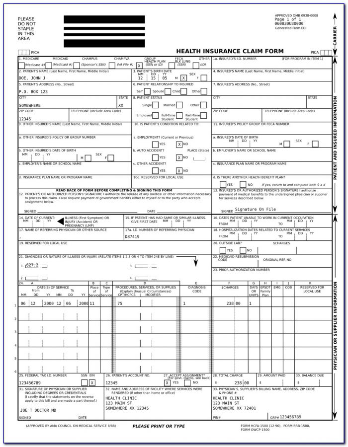 Free 1099 Int Fillable Form