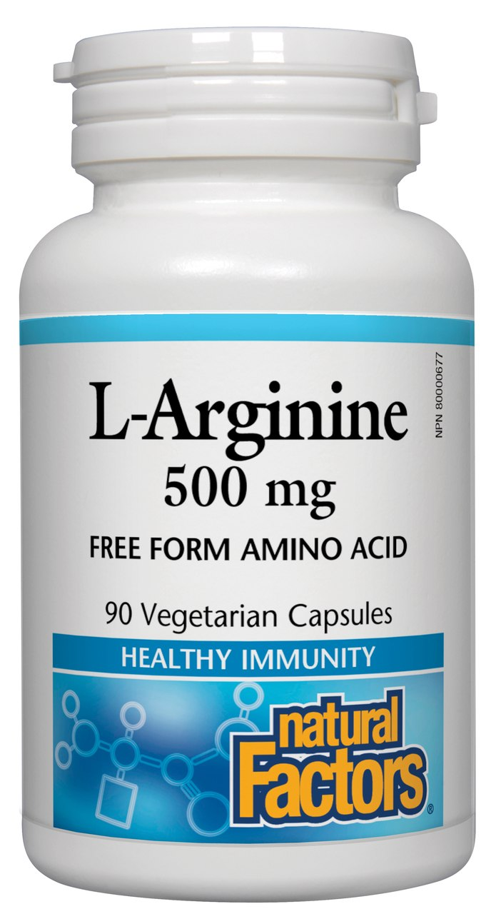 Free Form L Arginine Vs L Arginine
