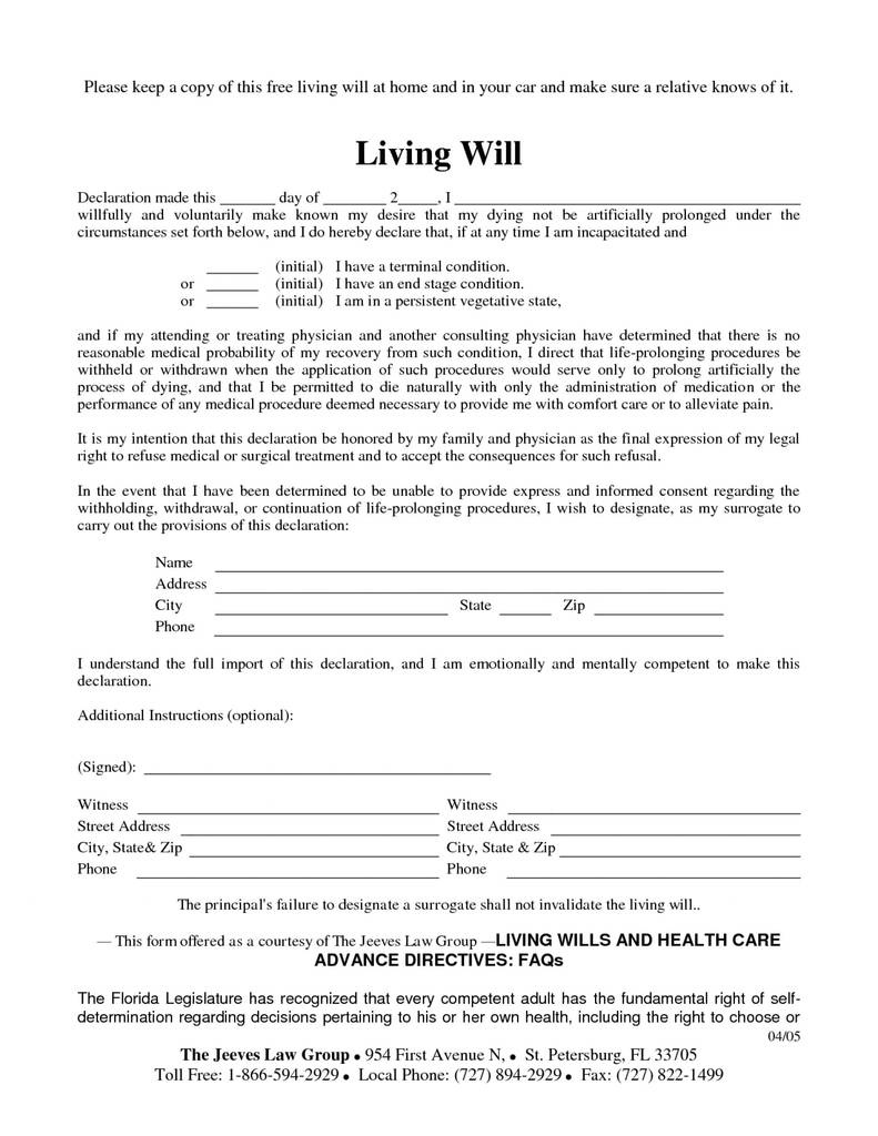 Last Will And Testament Form California Pdf Elegant Free Will Forms Form Templates Printable Living Template Blank