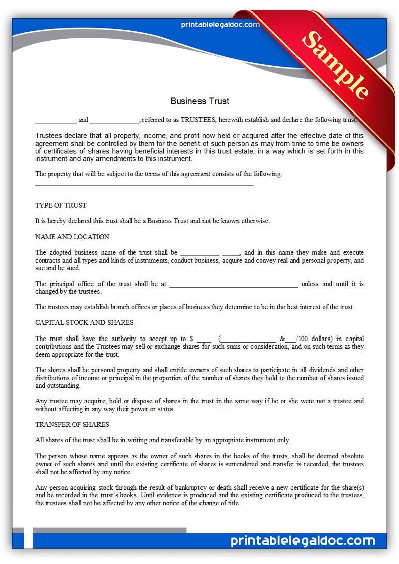Free Printable Guardianship Forms Florida