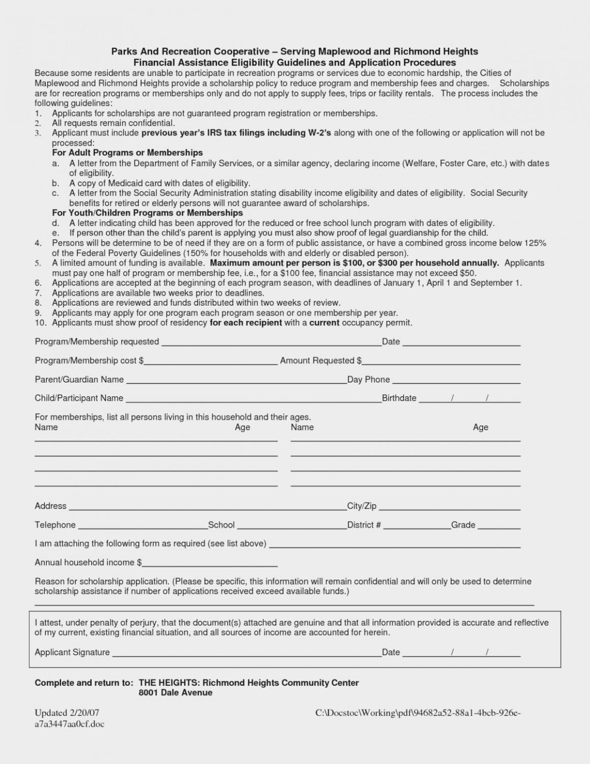 Free Printable Guardianship Forms