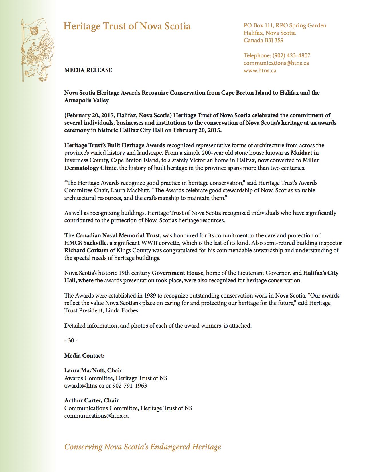 Free Separation Agreement Form Nova Scotia
