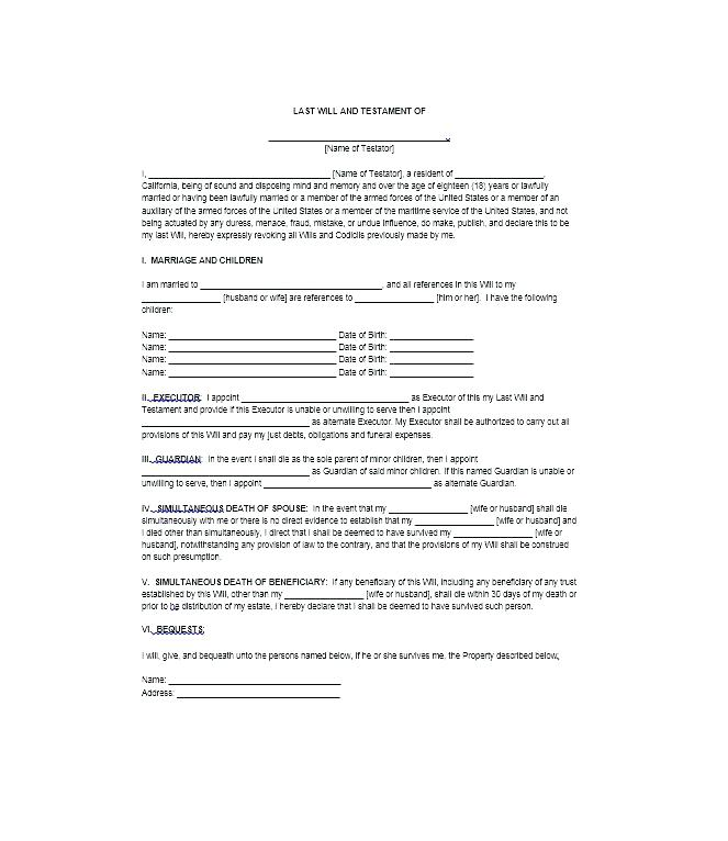 Free Temporary Child Custody Forms Texas