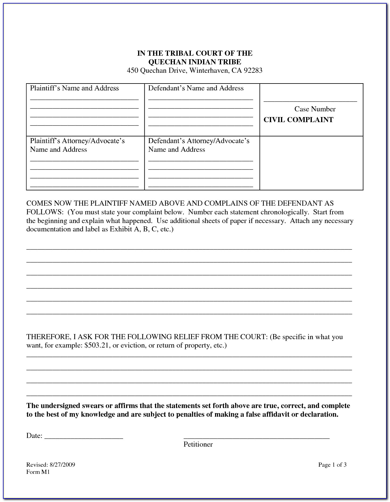 Free Uncontested Divorce Forms Nc