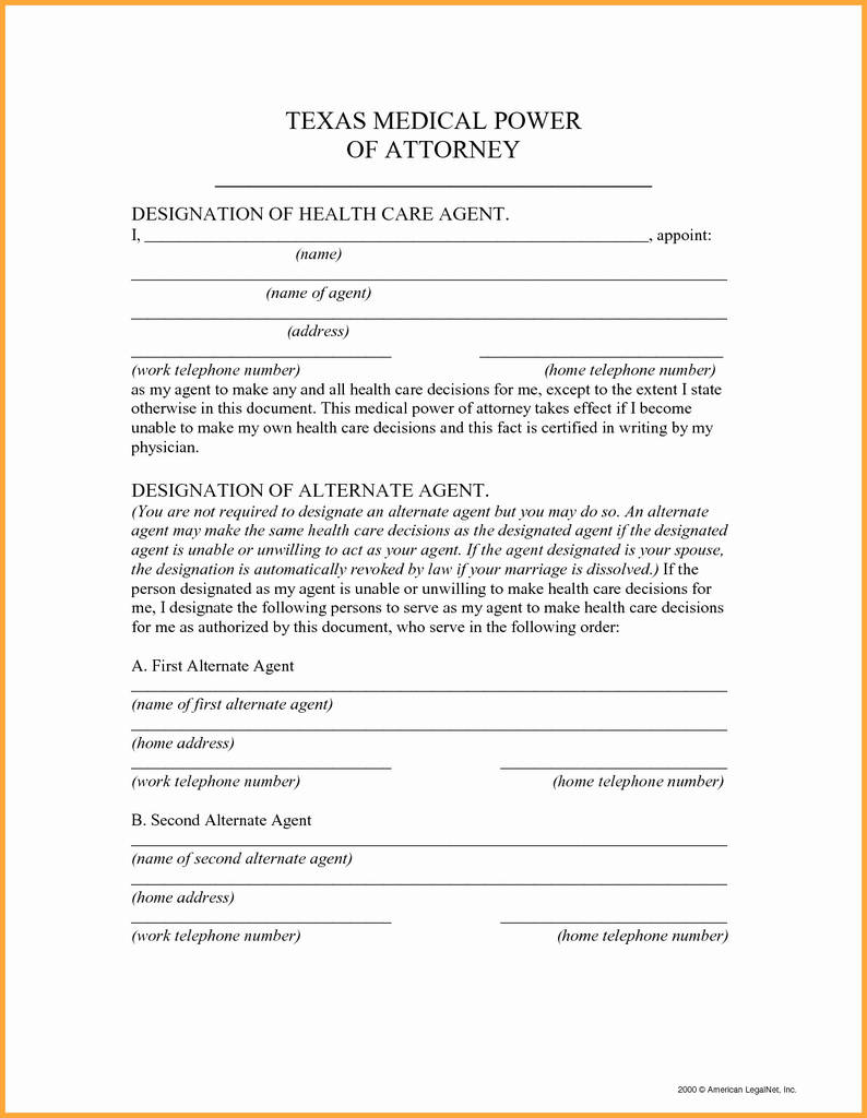 Md Poa Form Colorado Inspirational Power Attorney Oregon Unique Power Attorney Form Colorado Unique