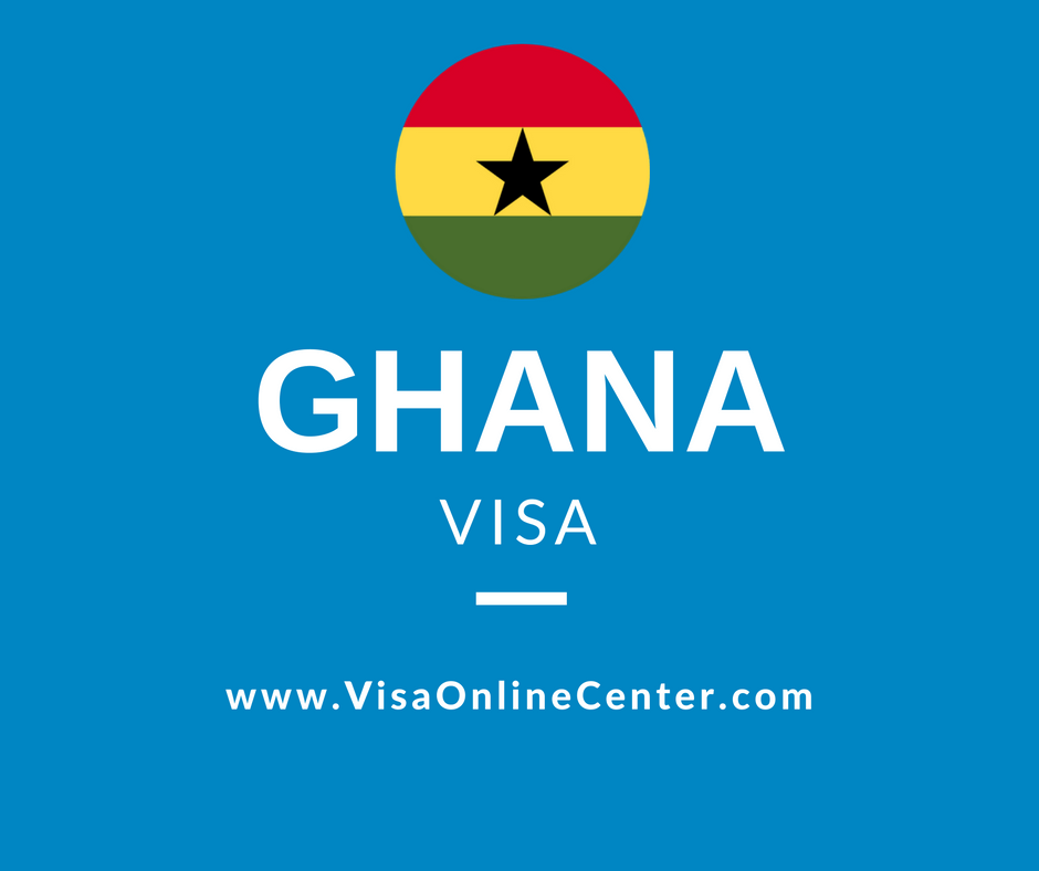 Ghana Visa Application Form Uae
