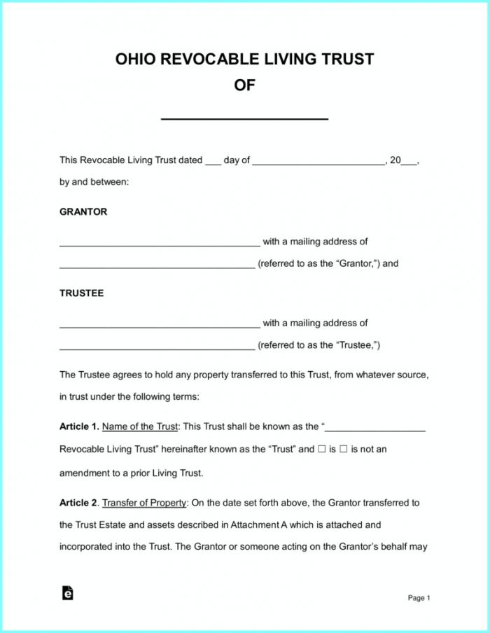 Guardianship Forms Hamilton County Ohio