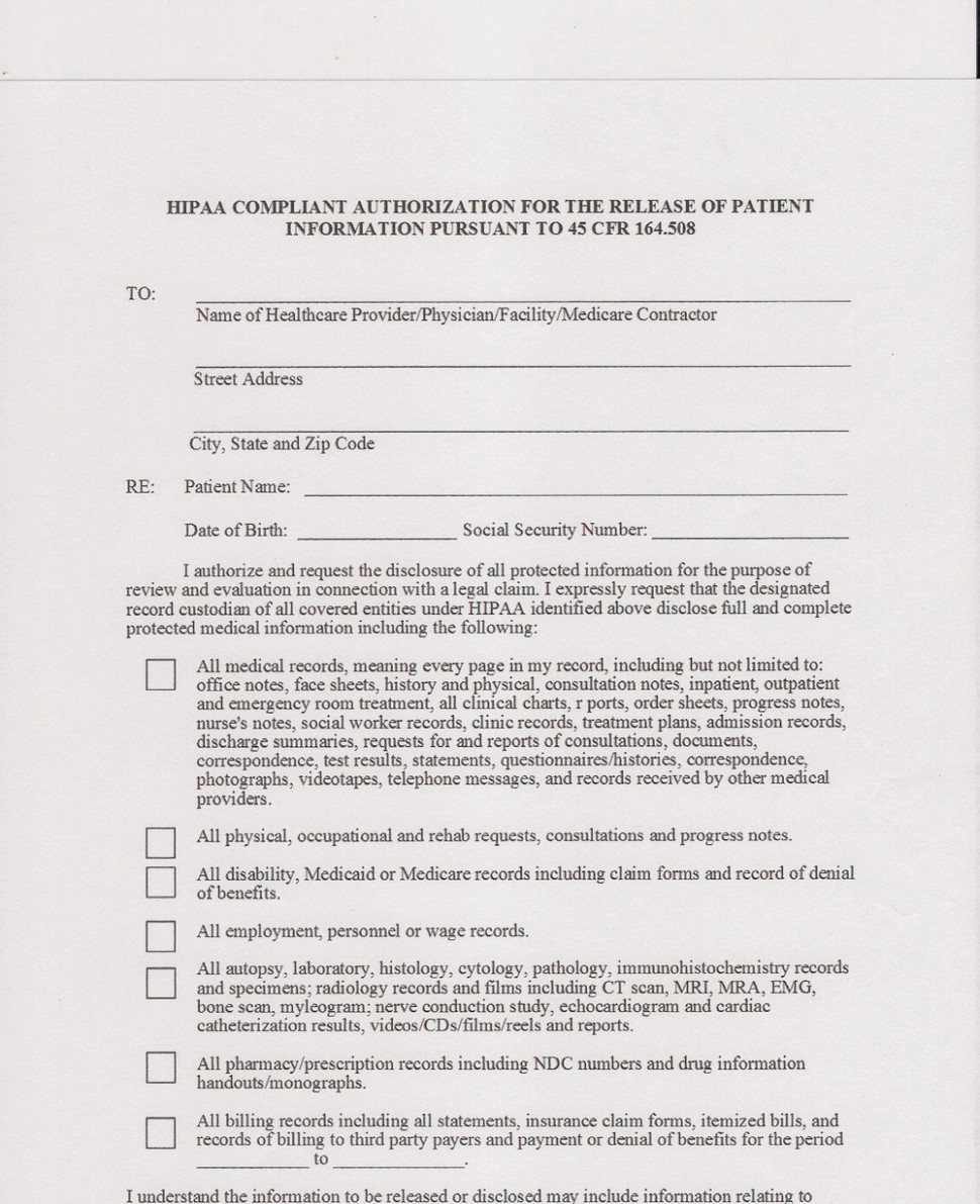 Hipaa Compliance Full Form