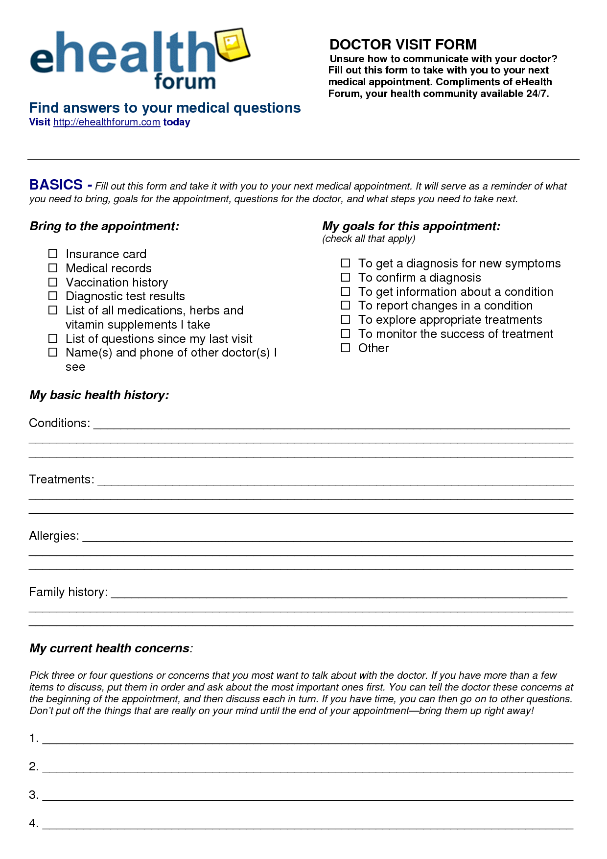 Hipaa Privacy Authorization Form Pdf