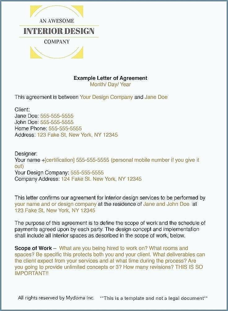 Home Improvement Contract Template Nj