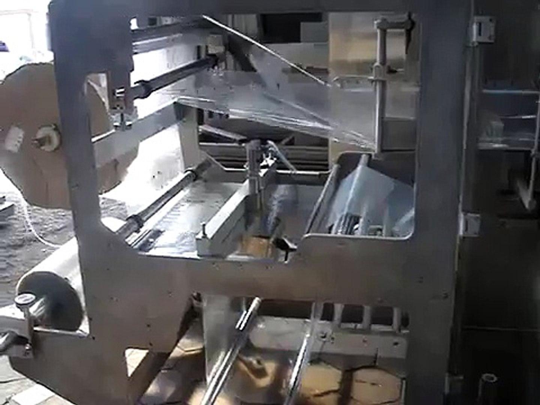 Horizontal Form Fill Seal Machine Video