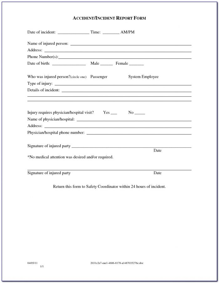 Horse Hauling Liability Release Forms