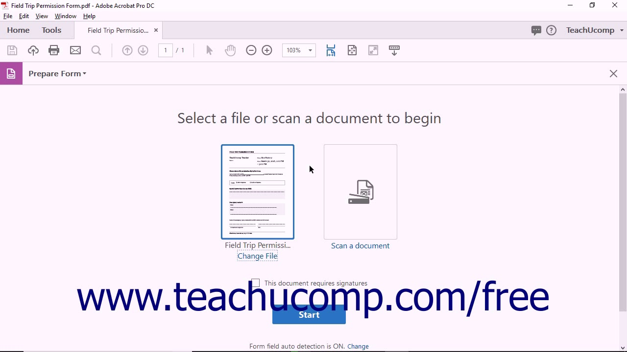How To Create Editable Pdf Form Fields Using Acrobat Dc