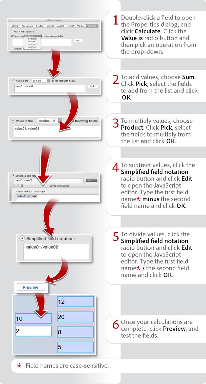 How To Create Editable Pdf Form Fields Using Acrobat Xi